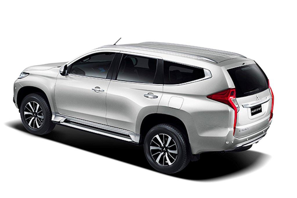Updated Mitsubishi Unveils All New 2016 Montero Sport In