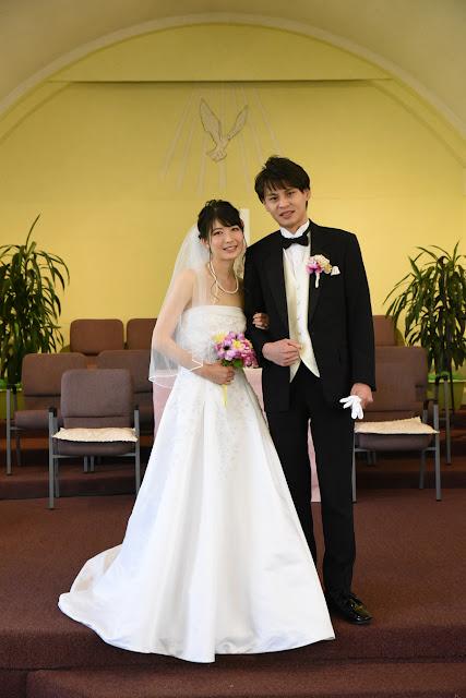 Good-looking Couple