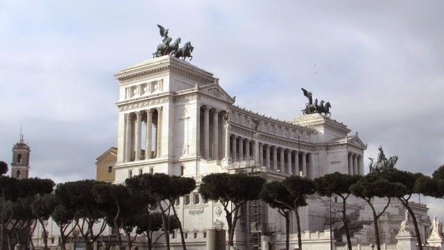Rzym- budowla