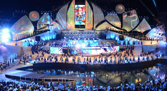 Festa Nacional da Vindima em Mendoza