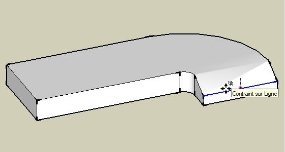 formation sketchup parler en 3d dessiner une rampe dans sketchup. Black Bedroom Furniture Sets. Home Design Ideas