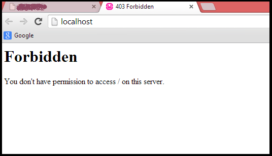 When does AdSense 403 Forbidden Error occur? How to solve it?