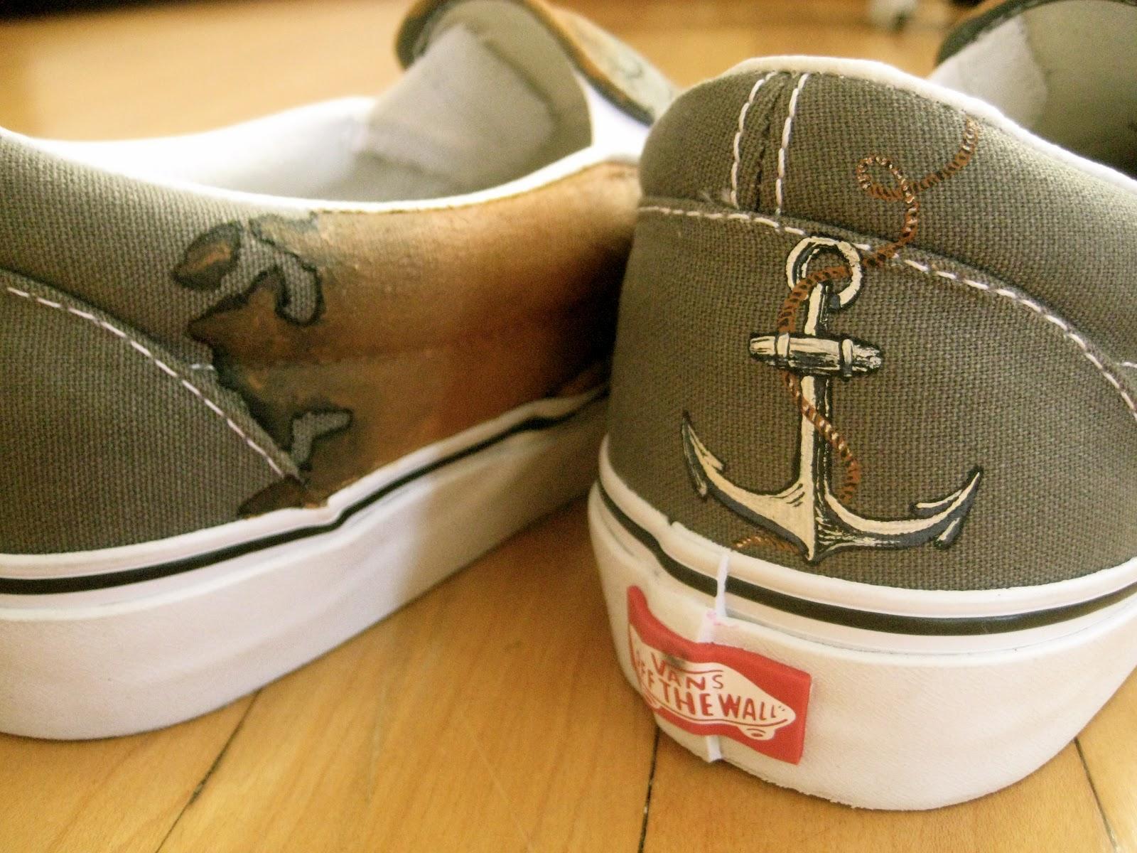 Kiss Vans Shoes