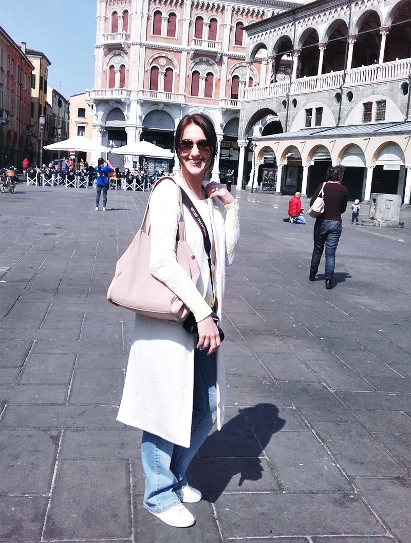 Piazza delle Erbe Padua Padova Italy