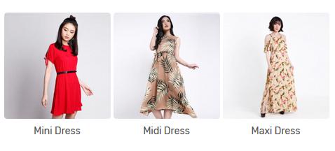 Trend Fashion Wanita Indonesia Terbaru Tahun 2019