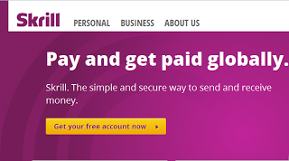 Pay by Skrill/Moneybookers: