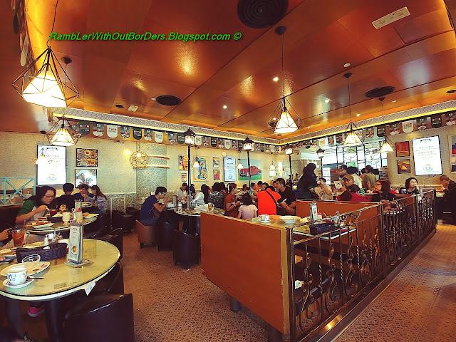 Tsui Wah Restaurant, Fu Tung Plaza, Tung Chung, Hong Kong