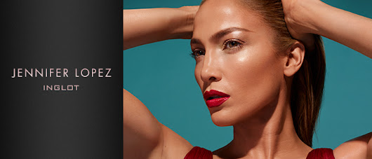 INGLOT - Jennifer Lopez: Capsule Collection