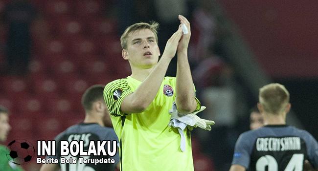 Kiper Muda Ukraina Di Rekrut Real Madrid