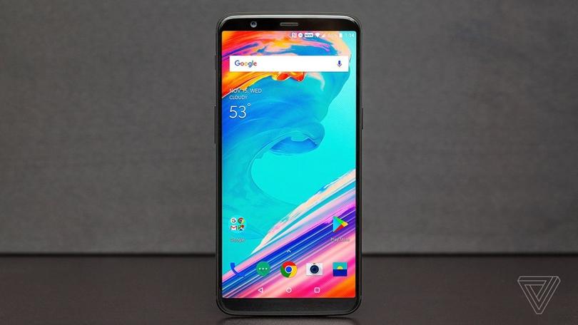 OnePlus 5T : 1,68 Watt