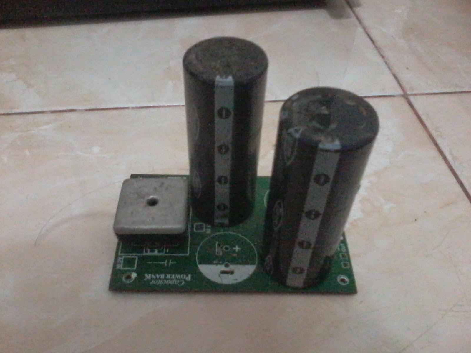 Elco PCB Power Suplay
