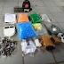 PM apreende 1,5 kg de drogas em Esplanada após denúncia