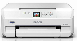 Epson EP-709A Driver ドライバ ダウンロード - Windows, Mac