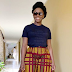 Chimamanda Ngozi Adichie Steps Out In Unique Pants Made By Nigerian Designer