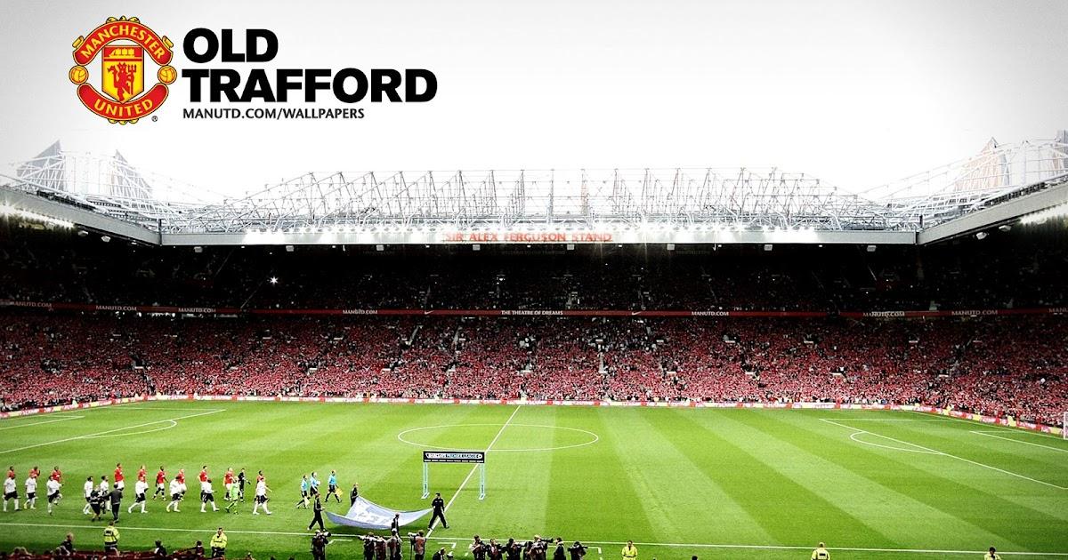 Old Trafford Stadium Wallpaper 2