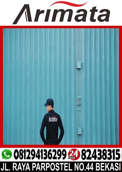 gambar Harga Folding Gate Tambun Rolling Door