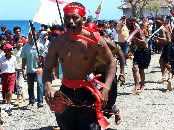 Seni Perang Orang Maluku