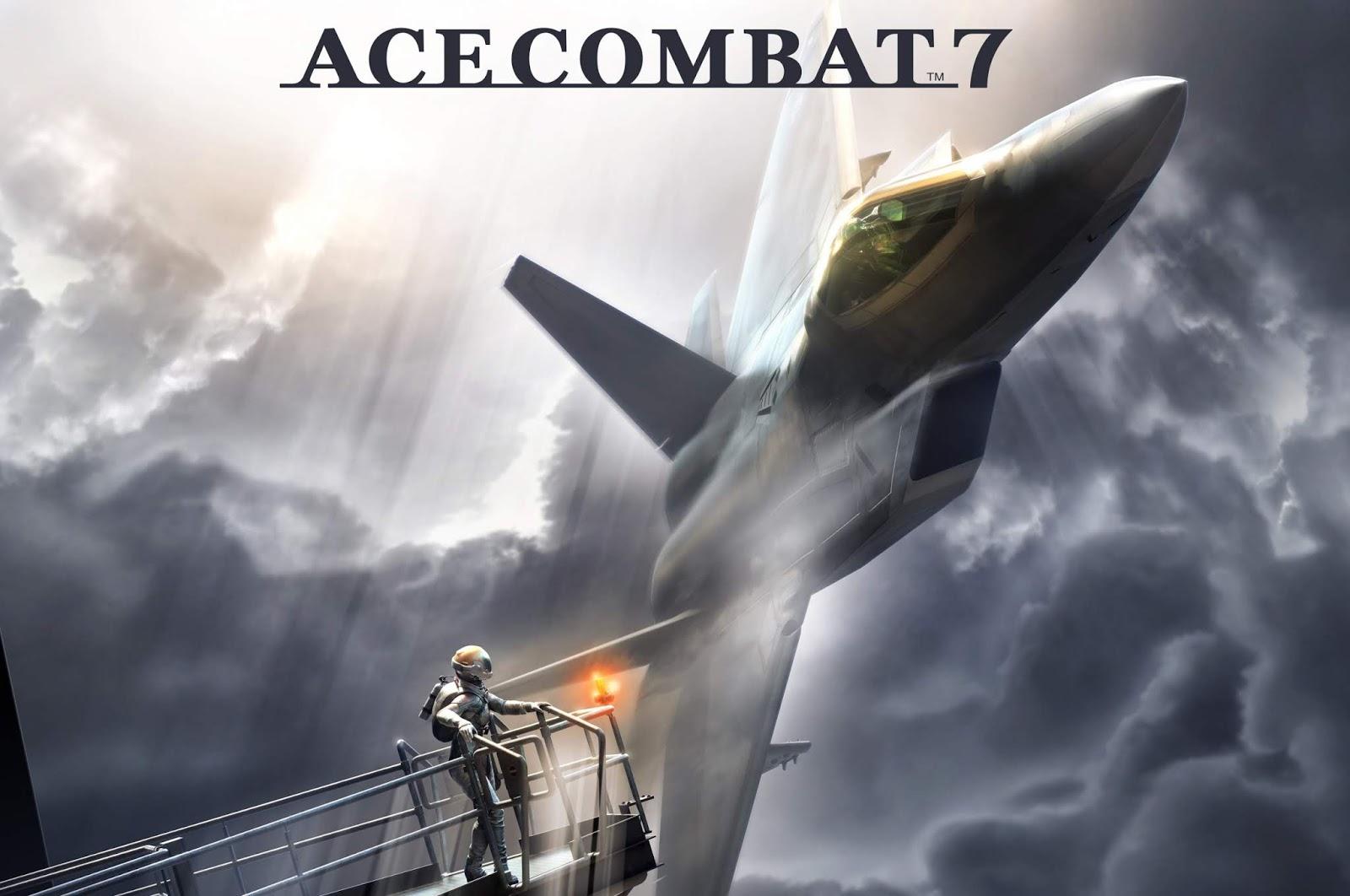 ACE COMBAT 7 SKIES UNKNOWN KEY GENERATOR KEYGEN FOR FULL