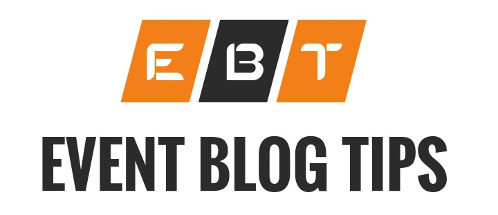 Event Blog Tips
