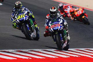 Lorenzo memicu perang baru dengan Rossi
