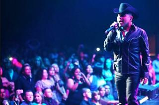 Espinoza Paz en el concierto de la Ke Buena | Ximinia