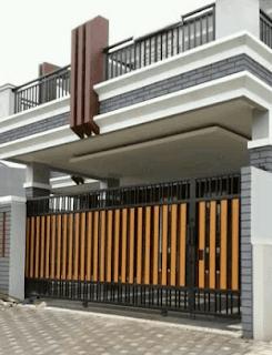 pagar rumah simpel, pagar rumah sempit, pagar rumah relief, pagar rumah remote, pagar rumah rumahan, pagar rumah rangka baja, warna pagar tembok rumah,