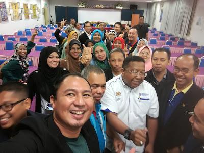 Perkongsian Amalan PAK21 Bersama PPD Lipis