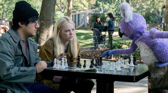 Emma Stone Jonah Hill Patrick Somerville Cary Fukunaga | Maniac Netflix