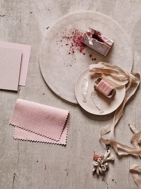 Palette rosa quarzo