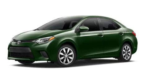 2021 Toyota Corolla Se Lease