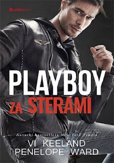 Playboy za sterami - Vi Keeland, Penelope Ward (PATRONAT MEDIALNY, RECENZJA PREMIEROWA)