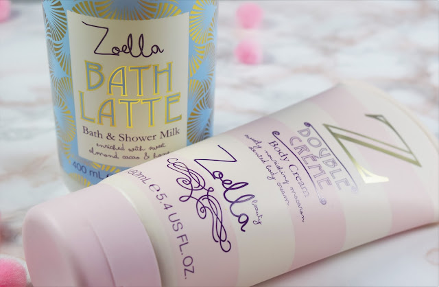 Zoella Beauty Double Créme Body Lotion