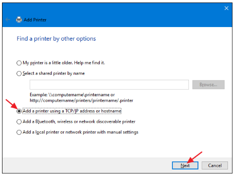 How to Setup a Shared Printer