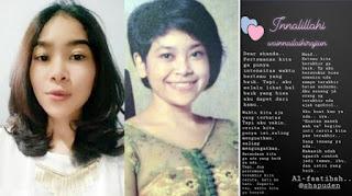 Mahasiswi korban begal di Bandung