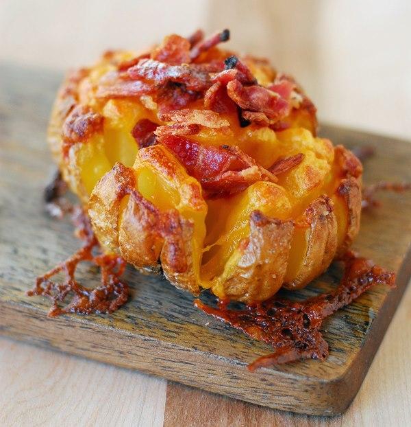 Bloomin Baked Potato Recipe