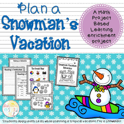 https://www.teacherspayteachers.com/Product/Plan-a-Snowmans-Vacation-Math-Project-Based-Learning-PBL-Enrichment-2912200