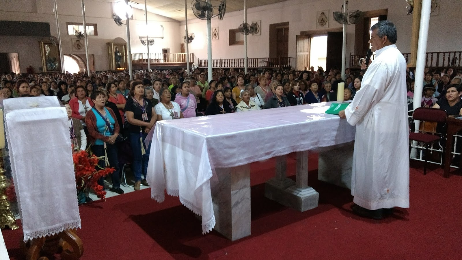 Aci Prensa Calendario.Dan A Conocer Calendario De Ejercicios Espirituales 2019 En