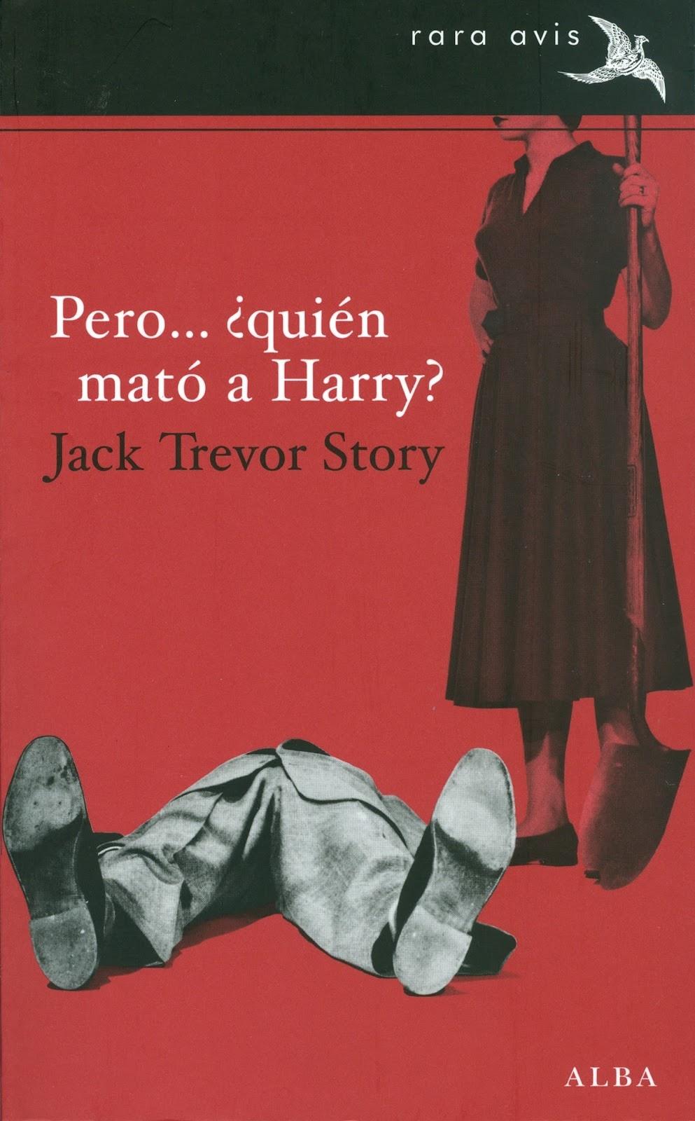 Pero...¿quién mató a Harry?