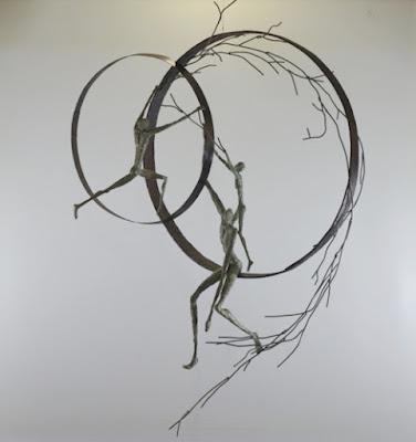 La sculpteur Juliette Lanos coup de coeur de Paris à l'Ouest