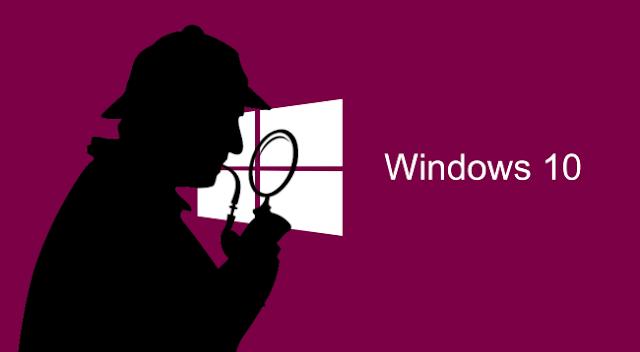 Windows 10 disattivazione opzioni spia