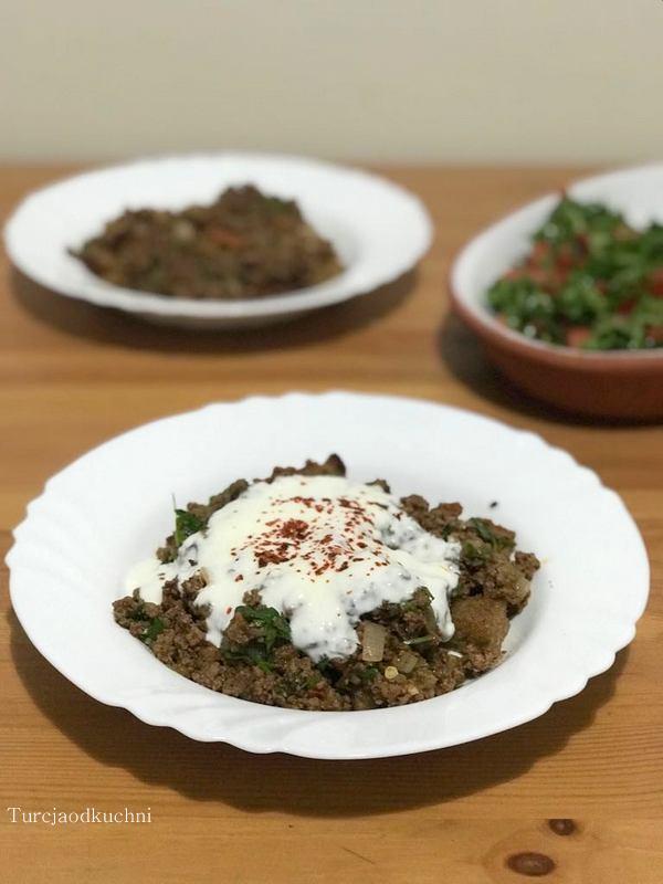 Tirit, potrawa z Kastamonu
