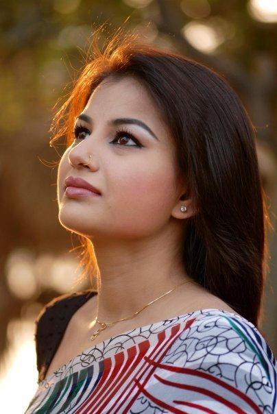 indian cute girl facebook photo