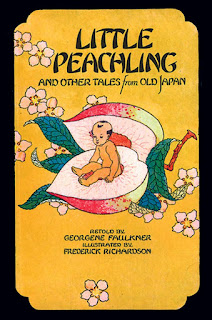 Japanese Folktales Little Peachling Cerita Rakyat Jepang Momotaro