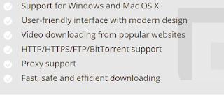 برنامج Free Download Manager منافس Free+Download+Manage