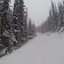 Díl devátý - Sněží a venku se setmělo