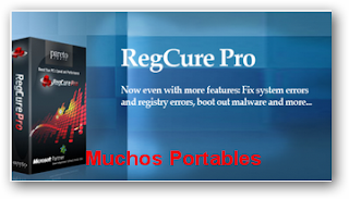 RegCure Pro Portable