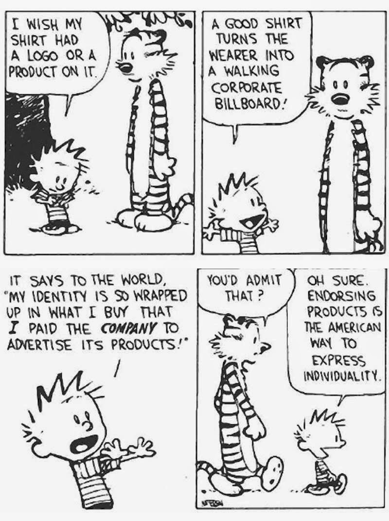 Itts-Bitts: Ten Management Lessons from Calvin & Hobbes