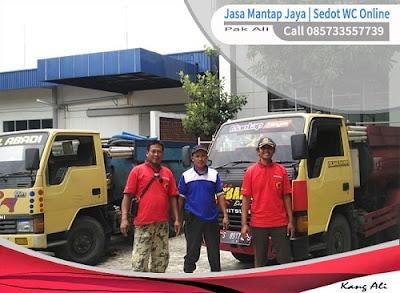 Jasa Sedot Tinja di kawasan Bulak Banteng Surabaya Utara