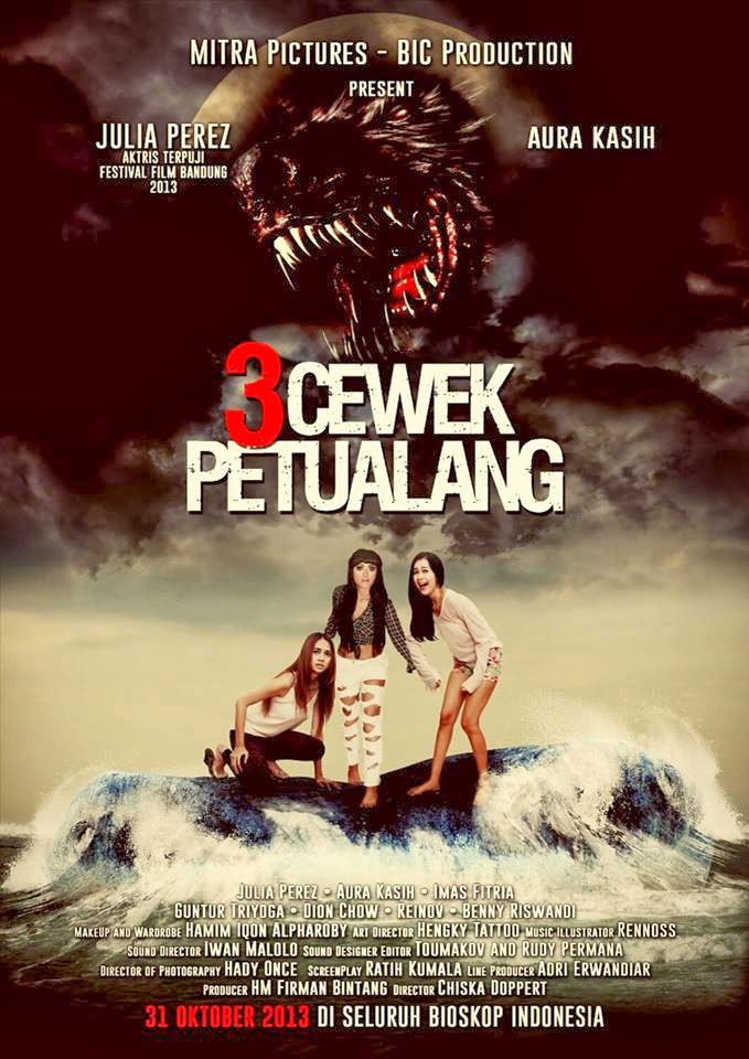 Download 3 Cewek Petualang (2013) Full Version