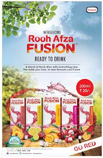 ROOH AFZA FUSION